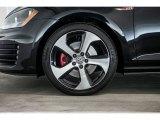 Volkswagen Golf GTI 2015 Wheels and Tires