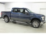 2016 Blue Jeans Ford F150 XLT SuperCrew 4x4 #114716406