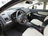 2016 Subaru Crosstrek Interiors