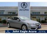 2017 Lunar Silver Metallic Acura ILX Premium #114752102