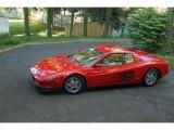 1987 Ferrari Testarossa Red