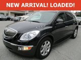 2010 Carbon Black Metallic Buick Enclave CXL AWD #114756047