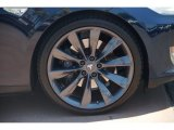 2013 Tesla Model S P85 Performance Wheel