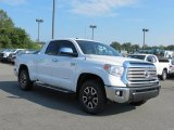 2016 Super White Toyota Tundra Limited Double Cab 4x4 #114781619