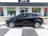 2016 Shadow Black Ford Escape Titanium #114781731