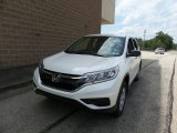 2016 White Diamond Pearl Honda CR-V LX AWD #114781511