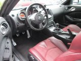 2010 Nissan 370Z Interiors