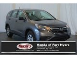 2016 Modern Steel Metallic Honda CR-V LX #114781423