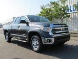 2016 Magnetic Gray Metallic Toyota Tundra SR5 Double Cab 4x4 #114781625
