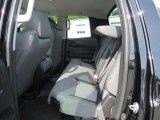 2016 Toyota Tundra SR Double Cab Rear Seat