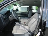 2016 Toyota Tundra SR Double Cab Front Seat