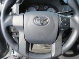 2016 Toyota Tundra SR Double Cab 4x4 Steering Wheel