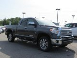 2016 Magnetic Gray Metallic Toyota Tundra Limited Double Cab 4x4 #114781620
