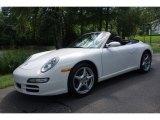 2008 Carrara White Porsche 911 Carrera Cabriolet #114815812