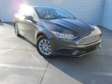 2017 Magnetic Ford Fusion S #114815883