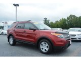 2013 Ruby Red Metallic Ford Explorer FWD #114815839