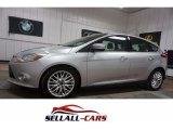 2012 Ingot Silver Metallic Ford Focus SEL 5-Door #114815691