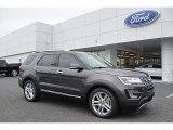 2017 Magnetic Ford Explorer Limited #114837753