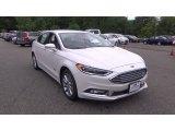 2017 White Platinum Ford Fusion Energi SE #114837969