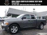 2012 Mineral Gray Metallic Dodge Ram 1500 ST Quad Cab 4x4 #114837889