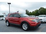 2011 Red Candy Metallic Ford Explorer XLT #114837761