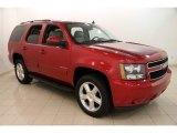 2013 Crystal Red Tintcoat Chevrolet Tahoe LT 4x4 #114864378