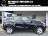 2017 Black Cherry Kia Sportage LX AWD #114864194