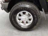 Hummer H3 2009 Wheels and Tires