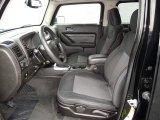 Hummer H3 Interiors