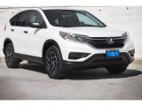 2016 White Diamond Pearl Honda CR-V SE #114864257