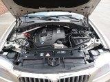 2011 BMW X3 Engines