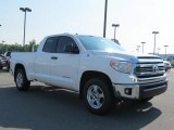 2016 Toyota Tundra SR5 Double Cab Data, Info and Specs