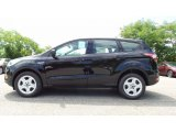 2017 Shadow Black Ford Escape S #114901515