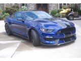 2016 Deep Impact Blue Metallic Ford Mustang Shelby GT350 #114901333