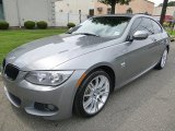2011 Space Gray Metallic BMW 3 Series 335i xDrive Coupe #114901627