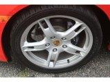Porsche Boxster 2005 Wheels and Tires