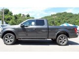 2016 Magnetic Ford F150 XLT SuperCab 4x4 #114901528