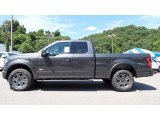 2016 Magnetic Ford F150 XLT SuperCab 4x4 #114901524
