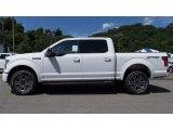 2016 Oxford White Ford F150 XLT SuperCrew 4x4 #114901520