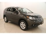 2013 Kona Coffee Metallic Honda CR-V EX-L AWD #114922735
