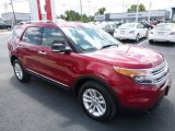 2014 Ruby Red Ford Explorer XLT 4WD #114922728