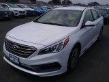 2017 Quartz White Pearl Hyundai Sonata Sport #114922772