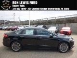 2017 Shadow Black Ford Fusion SE #114922528
