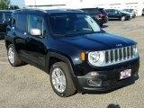 2016 Black Jeep Renegade Limited 4x4 #114922465