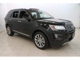 2016 Shadow Black Ford Explorer Limited 4WD #114922703