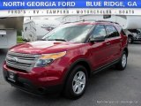 2013 Ruby Red Metallic Ford Explorer 4WD #114922422