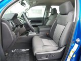 2016 Toyota Tundra SR5 CrewMax 4x4 Front Seat