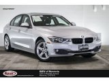 2013 Glacier Silver Metallic BMW 3 Series 320i Sedan #114947899