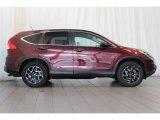 2016 Honda CR-V SE Data, Info and Specs