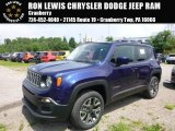 2016 Jetset Blue Jeep Renegade Latitude 4x4 #114975528